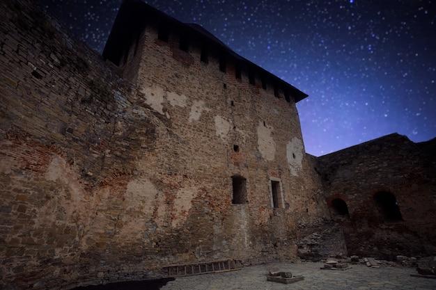 Antiga fortaleza de khotyn