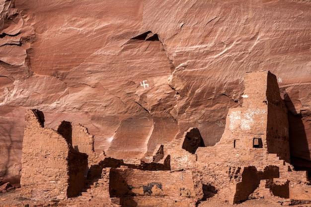 Antiga moradia indígena