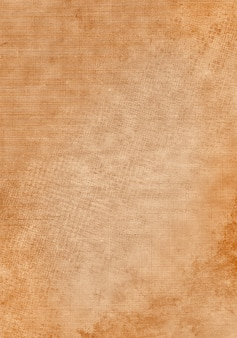 Antiga página marrom com fundo de espaço de cópia