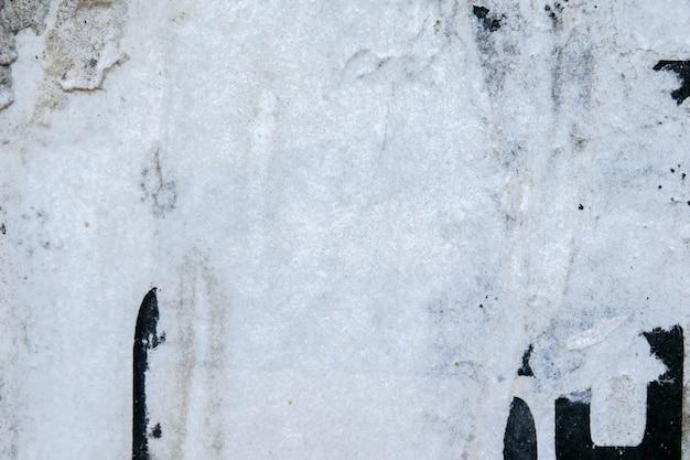 Antigas, grunge, cartazes, papel, superfície, textura, fundo