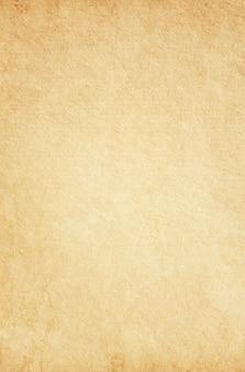 Antigo envelhecido fundo bege grunge lona marrom papel textura cartão retro