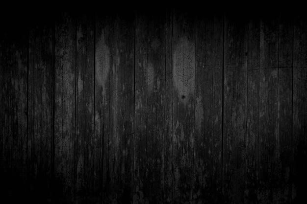 Antigo fundo de bambu preto para o desenho como fundo