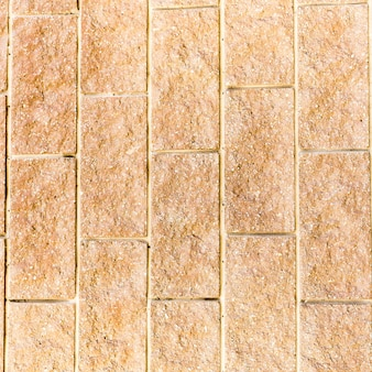 Antigo fundo de close-up de parede de tijolo