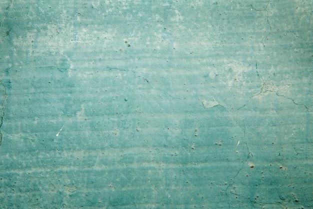 Antigo fundo de grunge com textura de parede verde