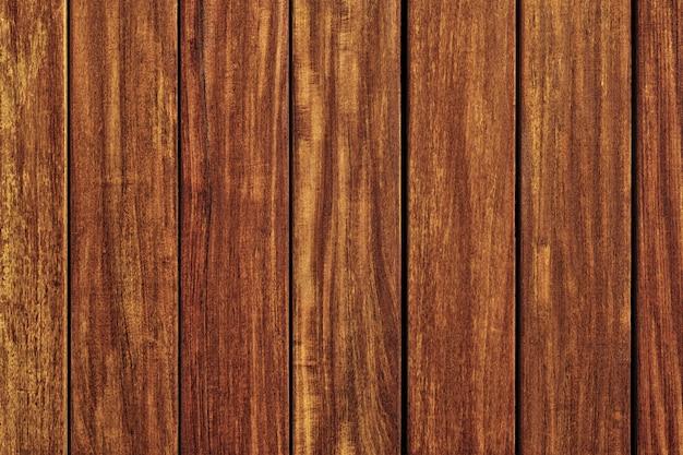 Antigo fundo de parede de madeira teca