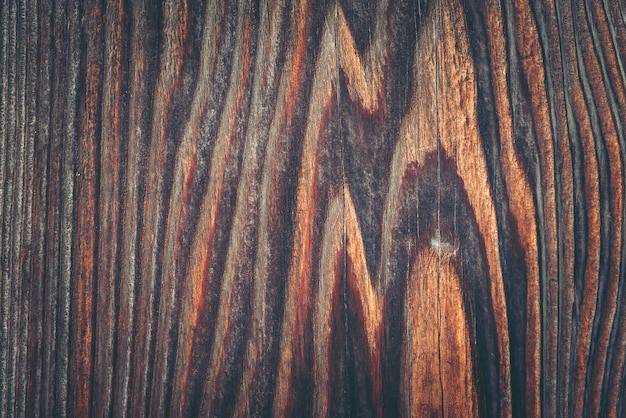 Antigo fundo de textura de madeira, tom escuro