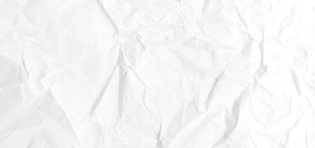 Antigo fundo de textura de papel amassado.