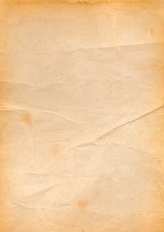 Antigo fundo de textura de papel pergaminho grunge