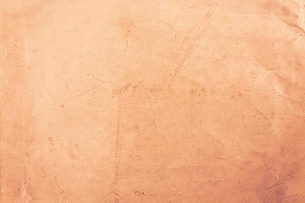Antigo fundo de textura de papel queimado