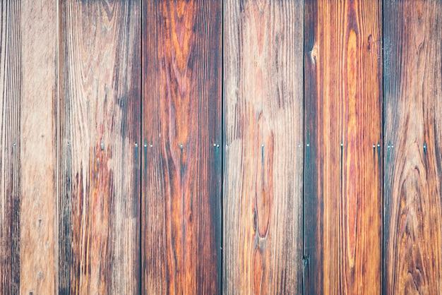 Antigo fundo de textura de prancha de madeira, imagem de filtro vintage