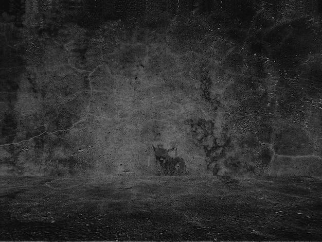 Antigo fundo preto. textura grunge lousa quadro concreto