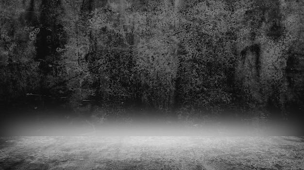 Antigo fundo preto textura grunge papel de parede escuro lousa lousa concreto