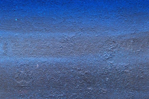 Antigo fundo vintage de pedra azul