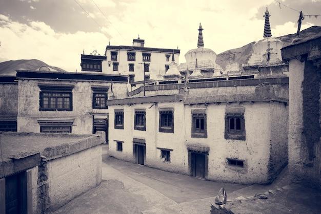 Antiguidade antiga construção cultura tiksey view