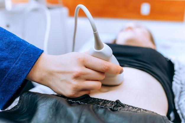 Aparelho médico de ultrassom para diagnóstico