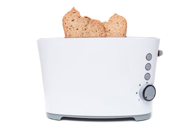 Aparelho moderno torradeira