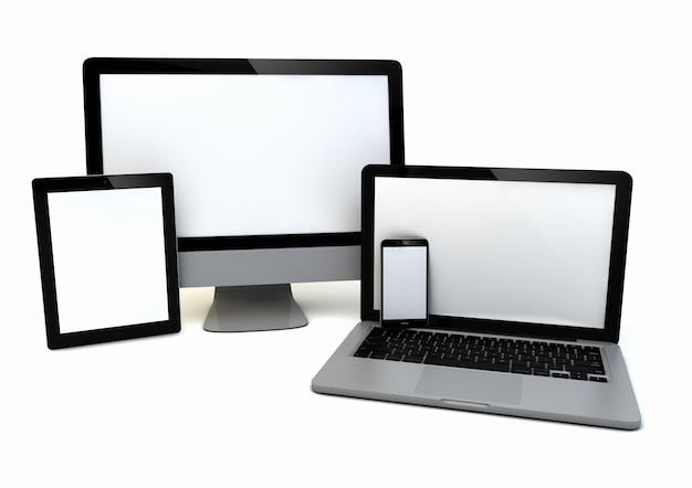Aparelhos de tecnologia