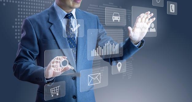 Aplicação moderna e tecnologia