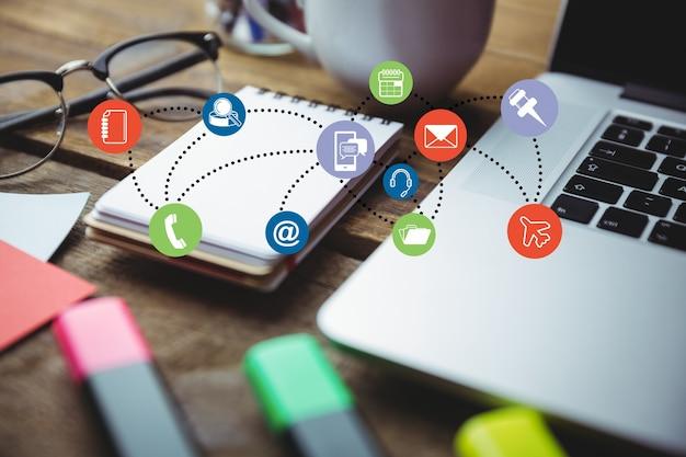 Aplicações para ser conectado