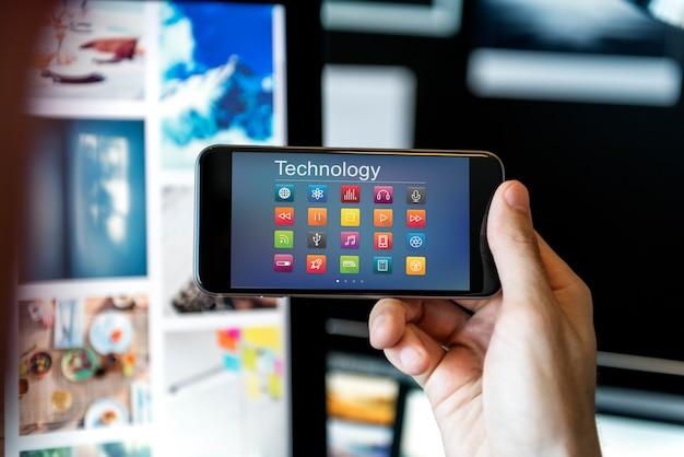 Aplicativos para celulares