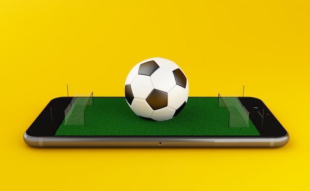 Aposta de futebol 3d online