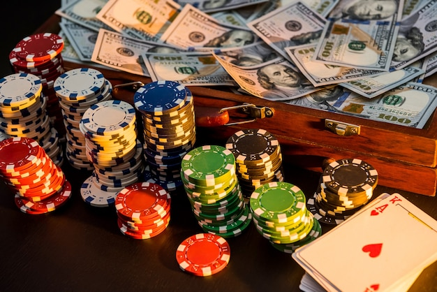 Apostar é uma aposta para os investidores