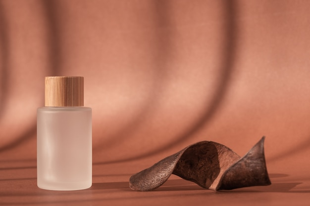 Apresentação do produto marca de cosméticos
