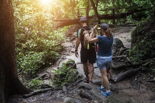 Aproveite a viagem de aventura na selva