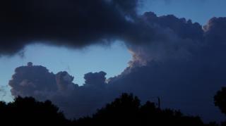 Aproximação da tempestade