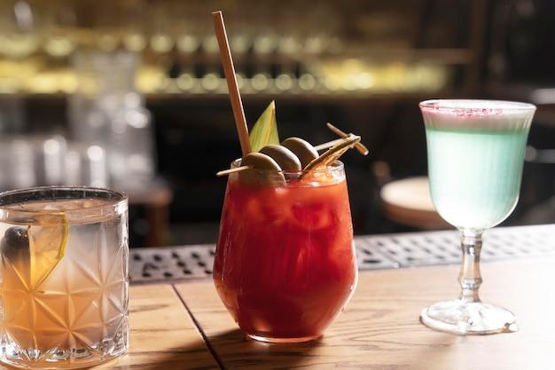 Aproxime-se com bebidas deliciosas