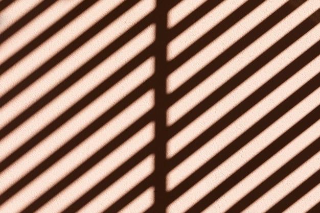 Aproxime-se da sombra e do efeito de luz