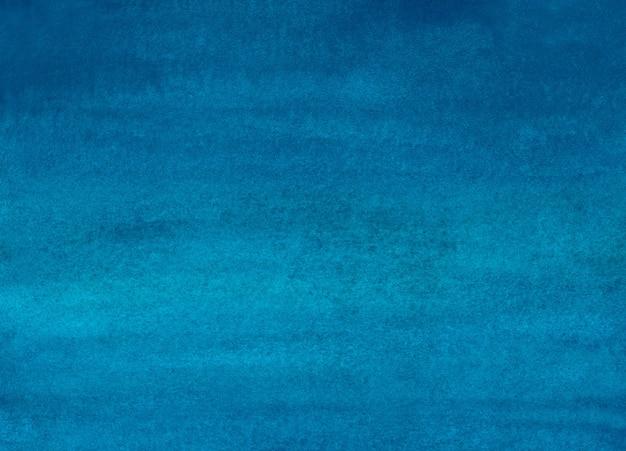 Aquarela calma pintura de fundo azul ombre