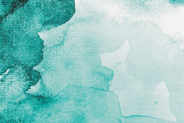Aquarela gradiente de fundo de cor azul