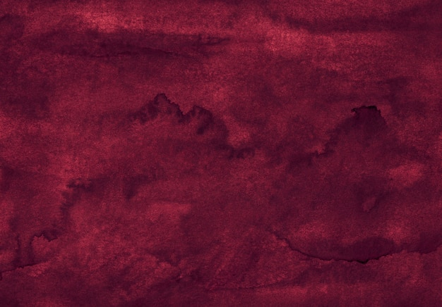 Aquarela marrom profundo textura de fundo pintado à mão
