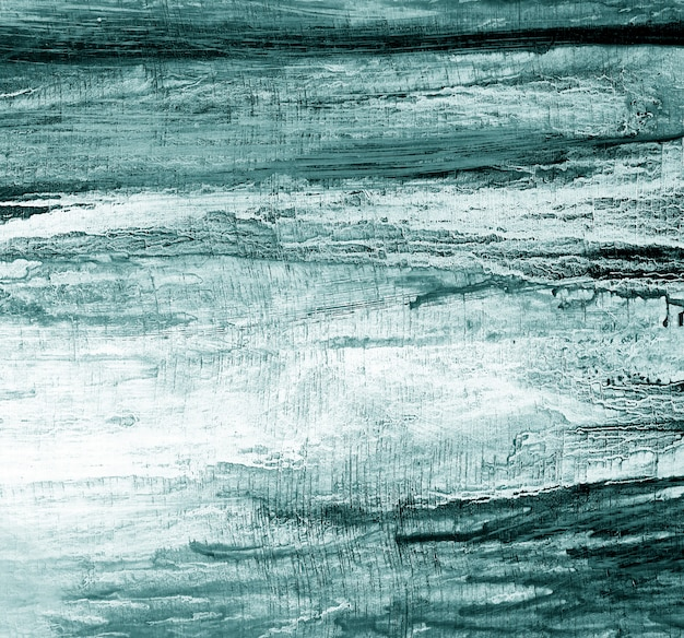 Aquarela que pinta o fundo abstrato natural das cores verdes com textura.