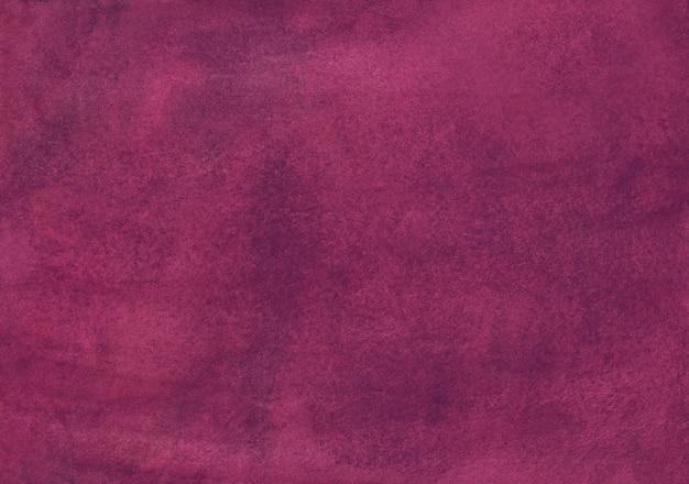 Aquarela rosa profundo