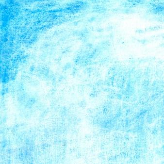 Aquarela textura retrô em tons de azuis
