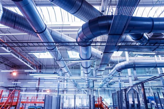 Ar condicionado de edifícios
