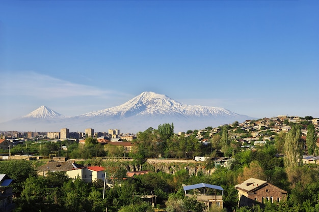 Ararat é uma montanha sagrada, armênia