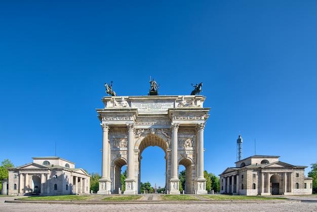 Arco della pace milão