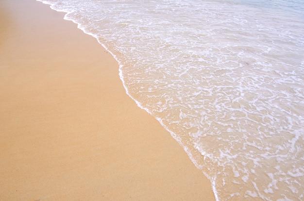 Areia do mar