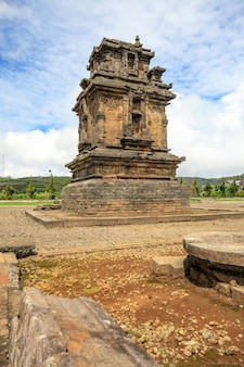 Arjuna complexo templo indonésia