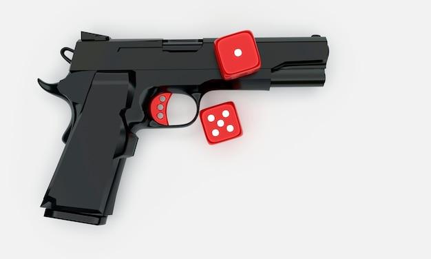 Arma e dados