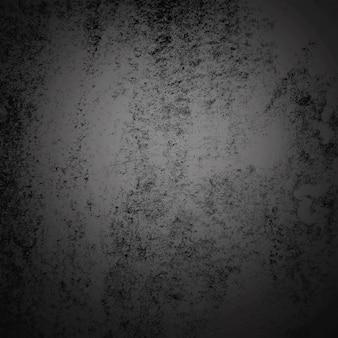 Armação de borda vinheta escuro abstrato com fundo cinza textura