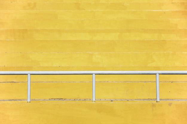 Arquibancadas do estádio - amarelo