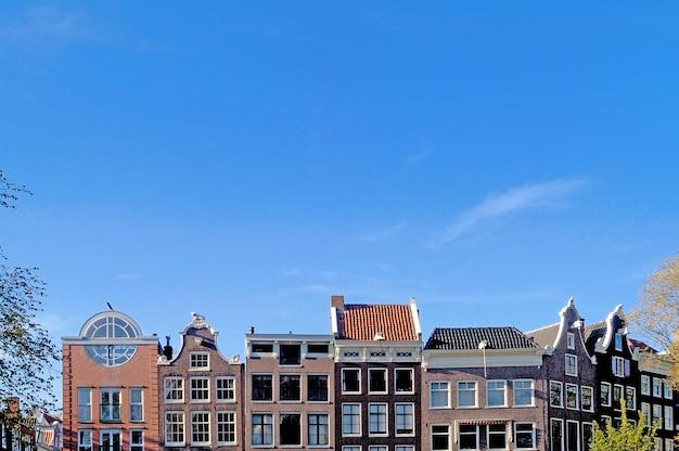 Arquitetura, de, amsterdão
