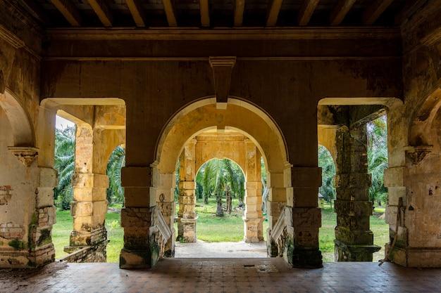 Arquitetura de belas artes britânica e fotógrafo de locações