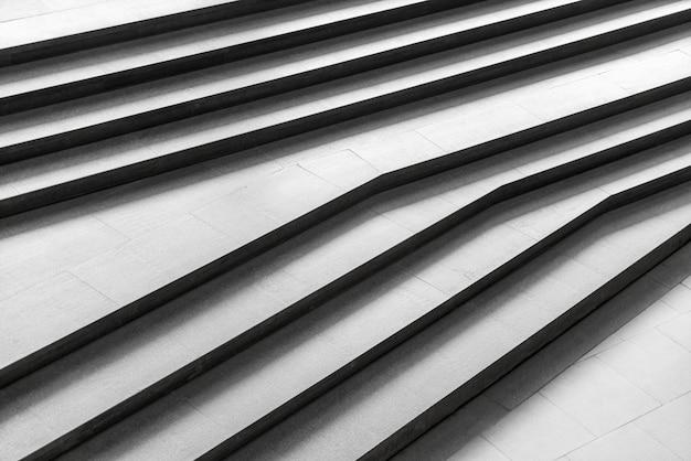 Arquitetura do design da escada
