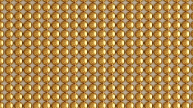 Arquitetura, interior padrão, branco, amarelo, parede textura de ouro. renderização em 3d.
