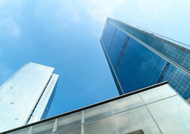 Arranha-céus na área comercial, chongqing